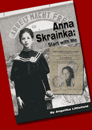 Anna Skrainka: Start with Me book cover