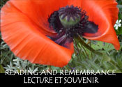 Reading and Remembrance