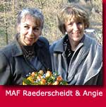 MAF Raederscheidt and Angie Littlefield