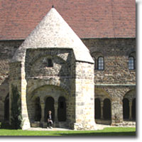 The Monastery of Our Lady (Kloster unser lieben Frauen)